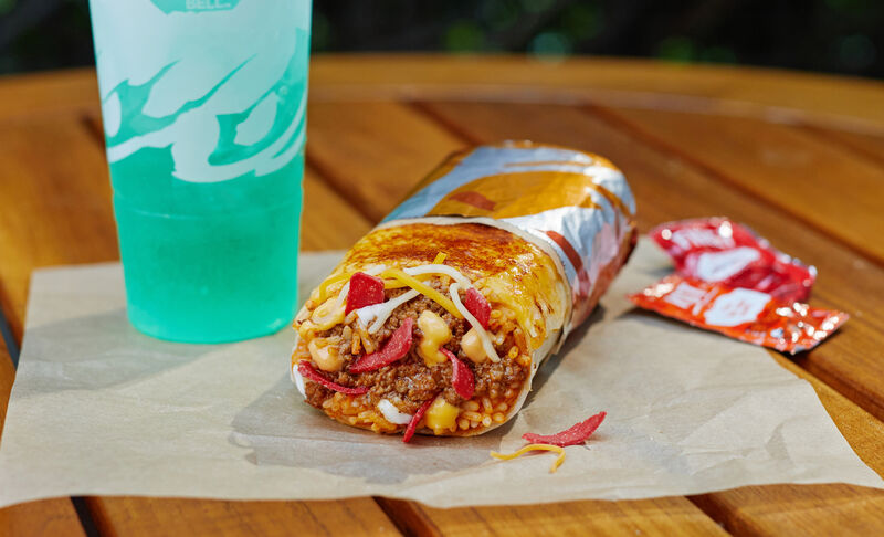 Grilled Cheese Burritos