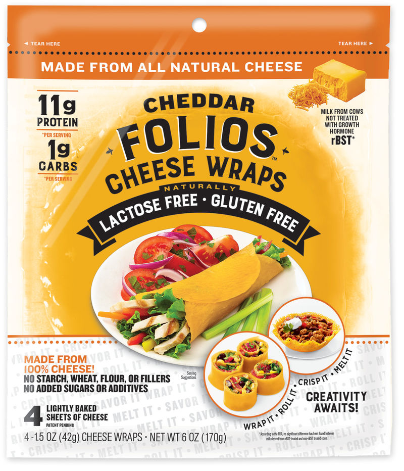 Cheese-Based Wraps