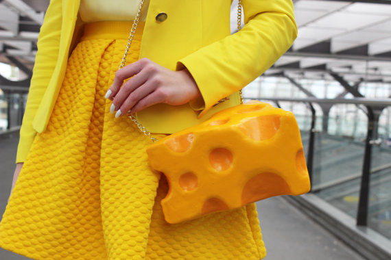 Chic Cheese Handbags
