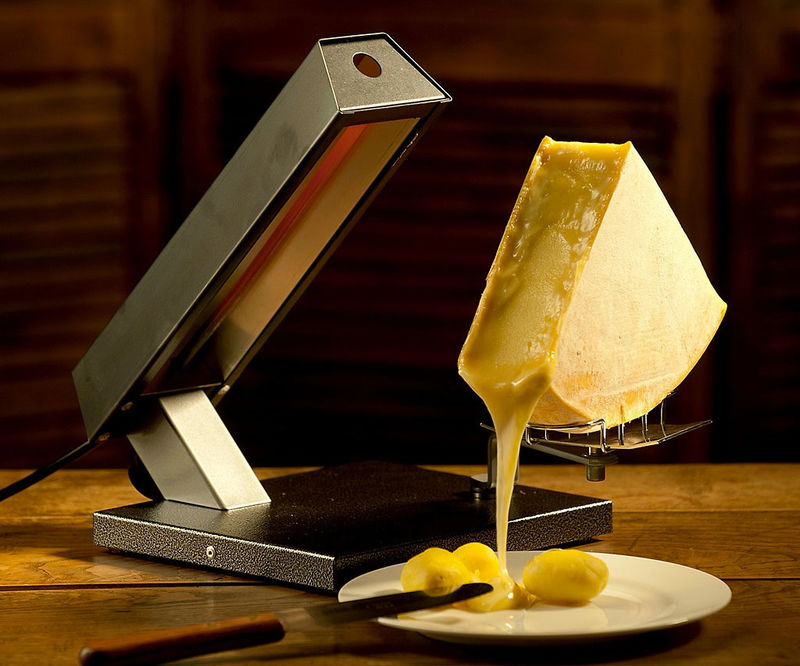 Cheese-Melting Appliances