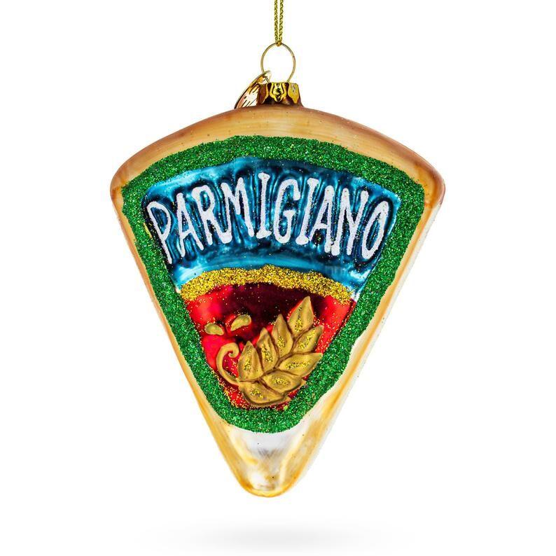 Festive Italian Cheese Ornaments