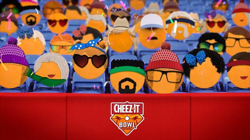 Cheesy Football Stand Avatars