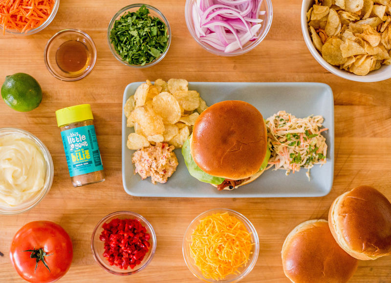Chef-Inspired Meal Kits