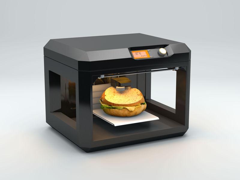 Veggie Burger Printers