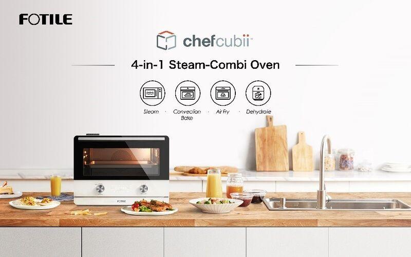Combination Countertop Ovens