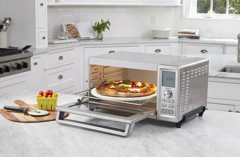 High-Tech Convection Toasters