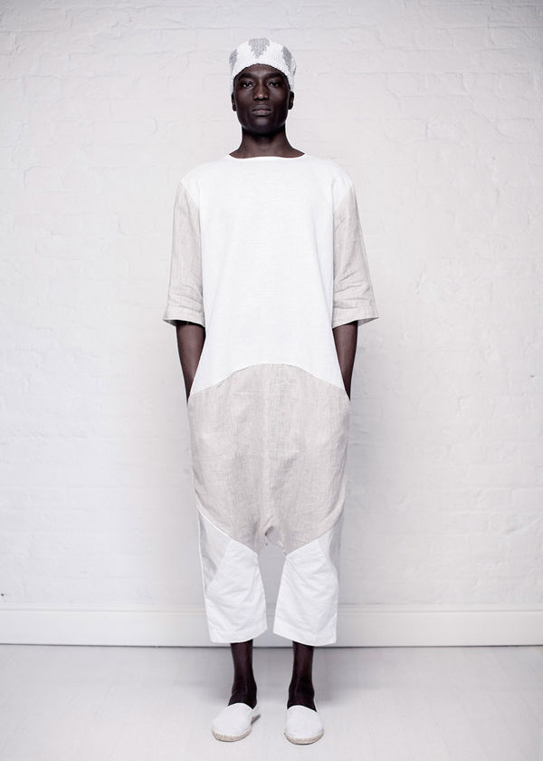 African Dress-Inspired Menswear