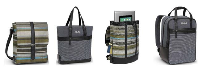 Female-Targeted Tech Bags