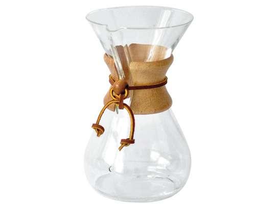 Hourglass Caffeine Makers