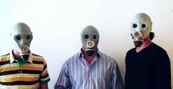 gas mask halloween costume ideas hallowen costum udaf