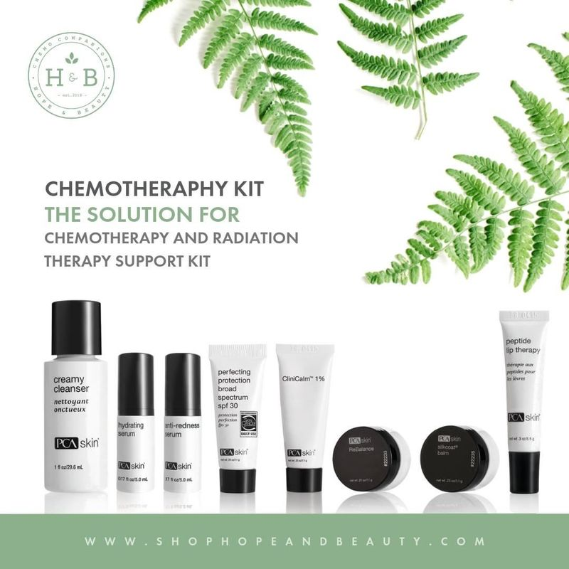 Chemo-Friendly Skincare