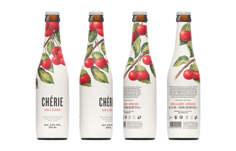 Cherry Branch Beer Packaging