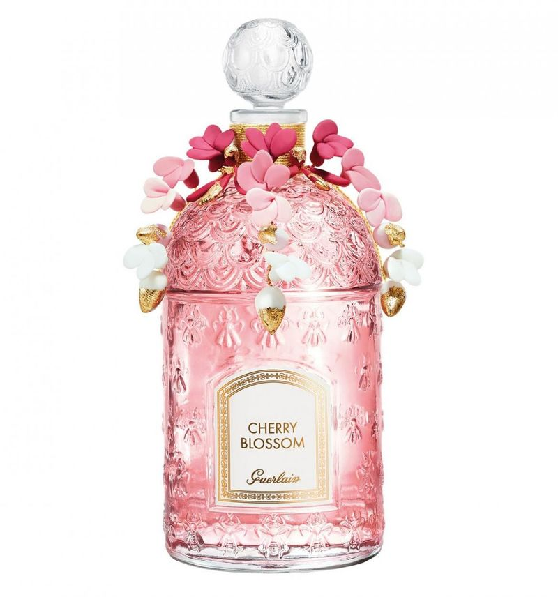 Delicate Cherry Blossom Fragrances