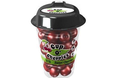 Convenient Cherry Cups