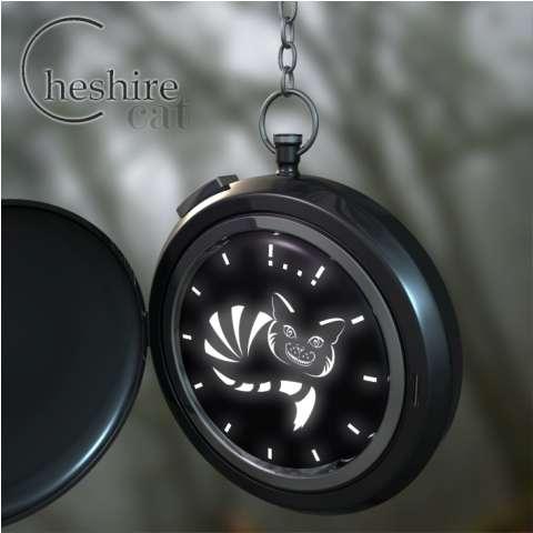 Mischievous Feline Timepieces