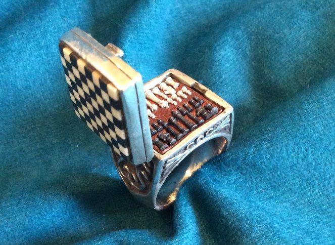Chess Set Rings