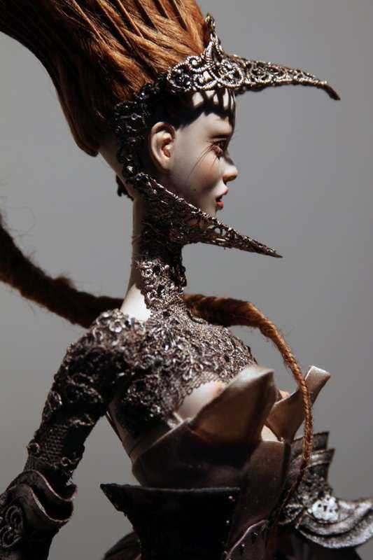 Eerie Doll Displays