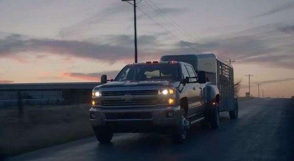 Amorous Auto Trek Ads