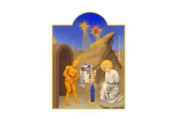 Medieval Star Wars Manuscripts
