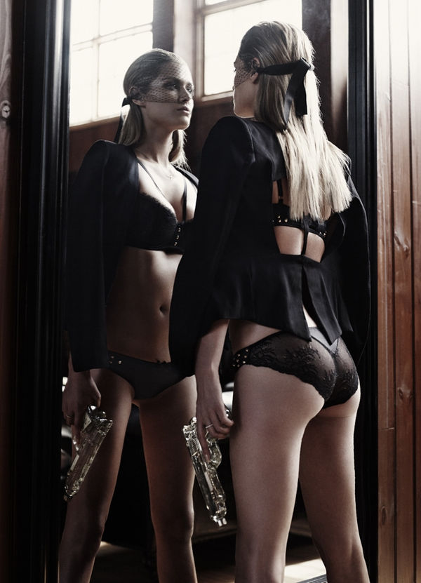 Rocker Lingerie Lookbooks