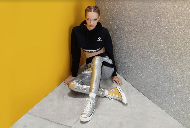 Sparkly Designer Sneaker Collections
