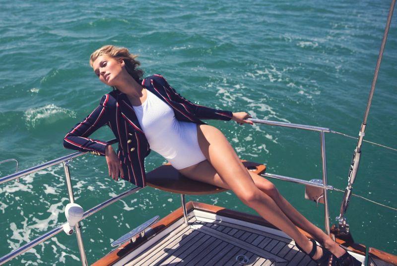 Chic Nautical Editorials