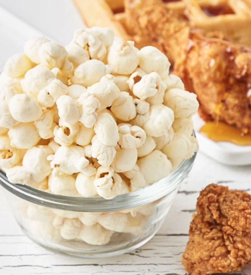 Fried Chicken-Flavored Popcorns