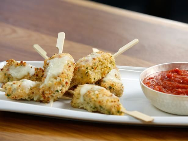 Chicken Parmesan Sticks