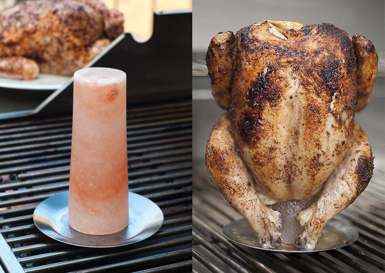 Salt-Infusing Poultry Roasters