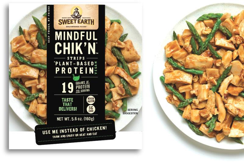 Plant-Based Chicken Strips