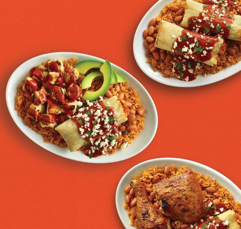 Fast Food Tamale Bowls
