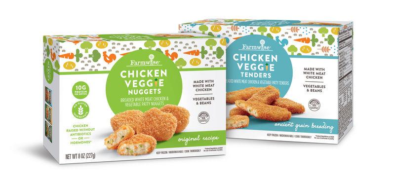 Veggie-Packed Chicken Nuggets