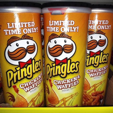 Fried Chicken-Flavored Chips
