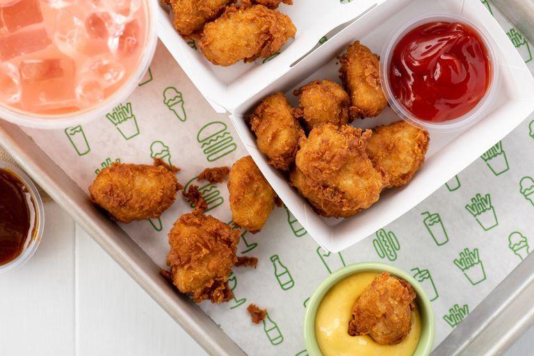 Sous-Vide Chicken Bites
