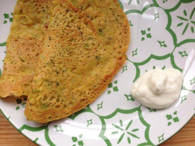 Spiced Chickpea Pancake Recipes