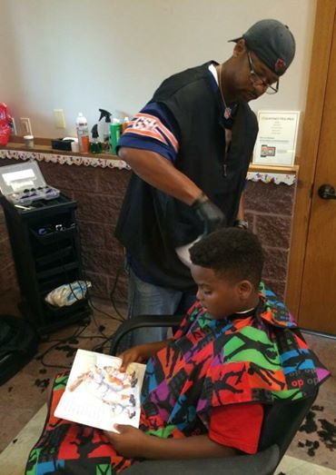 Educational Barber Initiatives