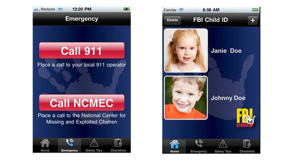 Missing Persons Apps