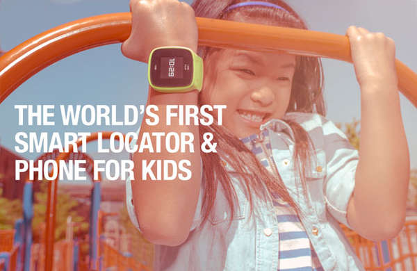 Kid-Locating Phone Watches