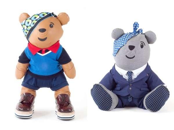 Charitable Designer Stuffed Animals
