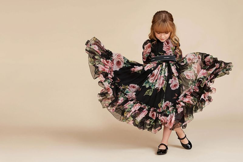 Stylish Children's Evening Wear