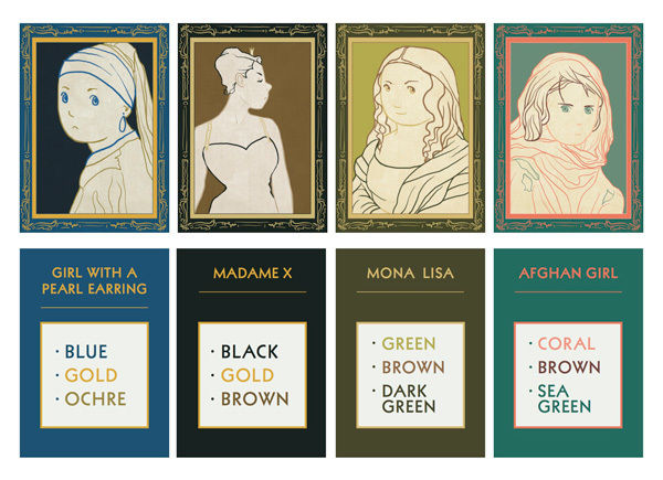 Art History Playing Cards