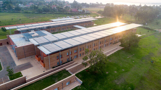 Sustainably Built Children's Hospitals