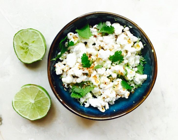 Chili Lime Popcorn Recipes
