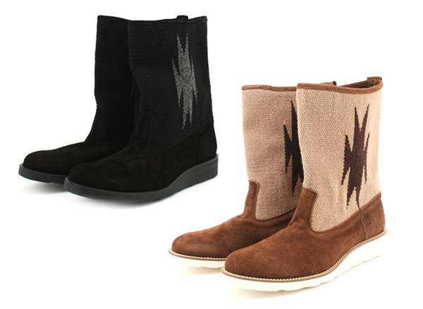 Wild West Boot Weaves