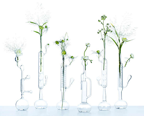 Scientific Flower Holders