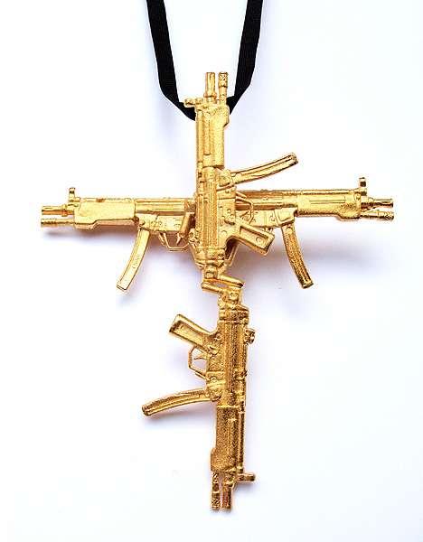 Assault Rifle Crosses