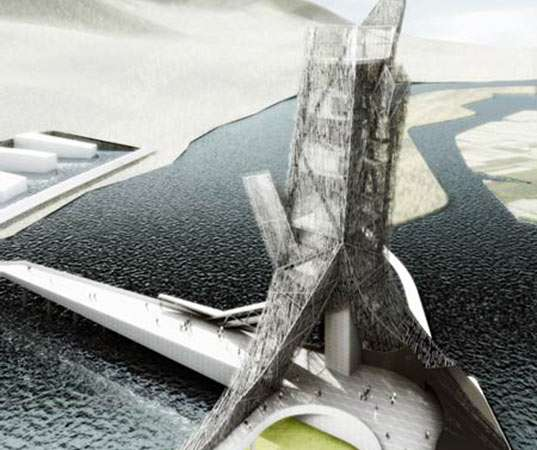 Water-Filtering Bridges