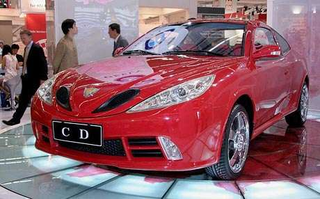 Chinese Auto Manufacturer Geely to Enter the U.S. Market in 2008