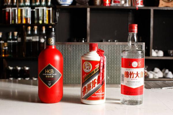 Extreme Chinese Liquors