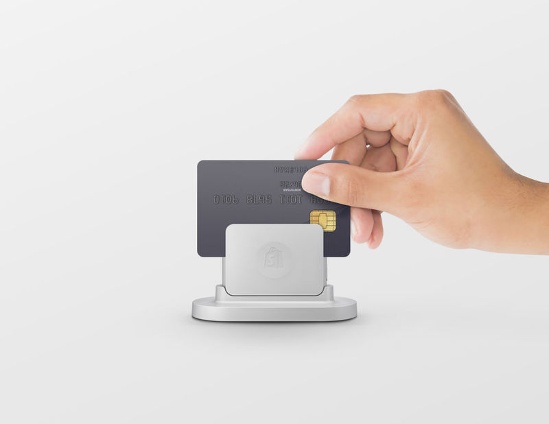 E-Commerce Card Readers